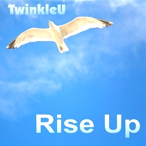 Art for Rise Up the music single by TwinkleU featuring Cris Law
