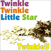 Art for Twinkle Twinkle Little Star the music single by TwinkleU featuring Cris Law