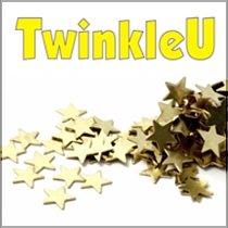 Art for TwinkleU the music album CD by TwinkleU featuring Cris Law